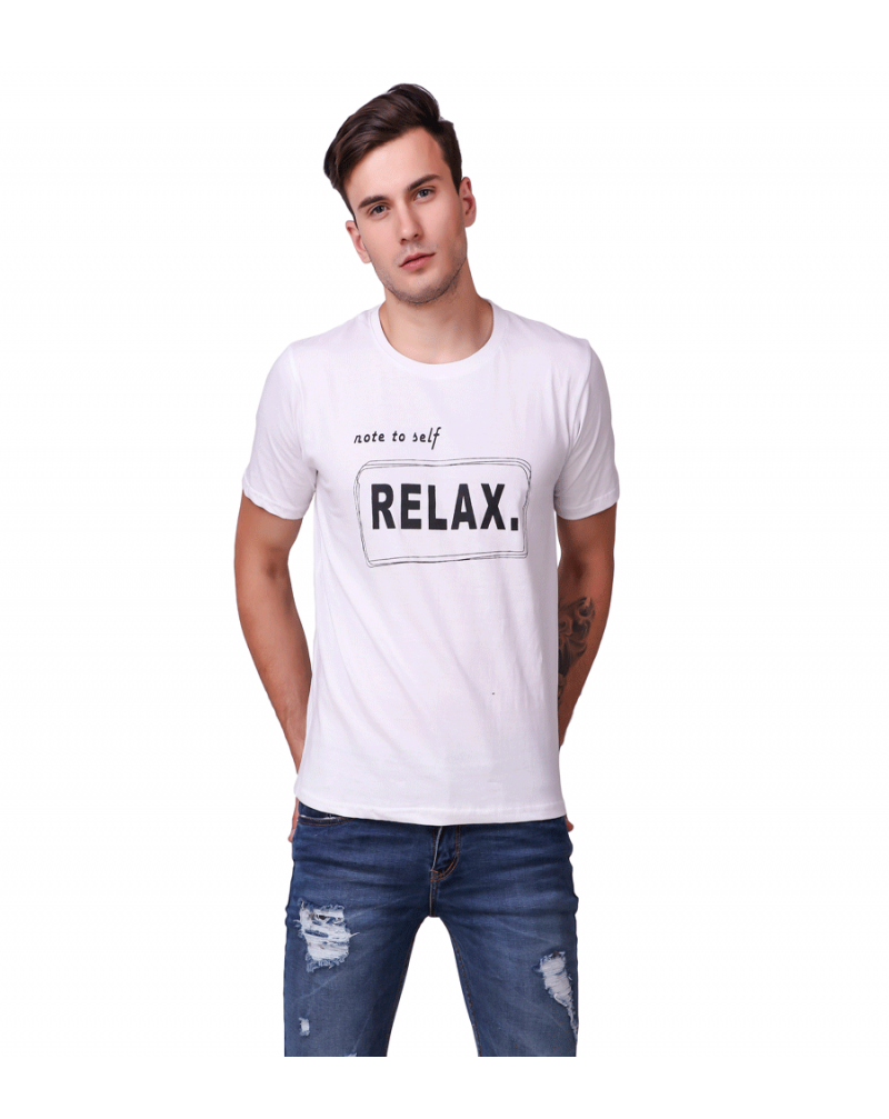 NOTE TO SELF RELAX T-SHIRT