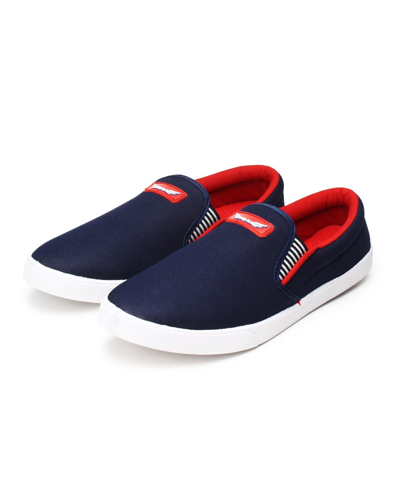 FLY BLUE RED MEN SHOES